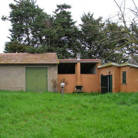 Manciano (GR) – Ampliamento edificio esistente – Casale esistente